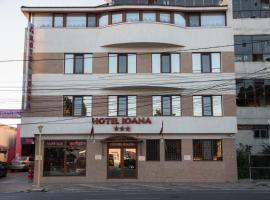 Hotel Ioana, хотел в Констанца