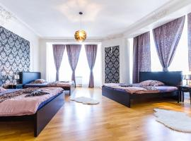 Top Wenceslas Square Apartment, hotel in Prague