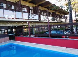 Mira Maré Praia Hotel, hotel no Guarujá