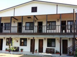 Гостиница Киараз, отель в Гудауте