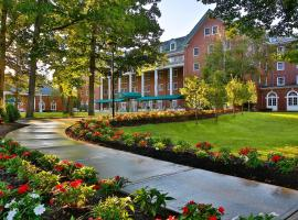 Gideon Putnam Resort & Spa, hotel in Saratoga Springs
