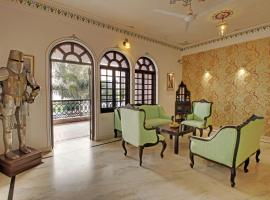 Panna Vilas, hotel with jacuzzis in Udaipur