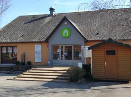 Campanile Rodez, hotel near Rodez - Aveyron Airport - RDZ, Rodez