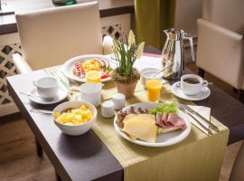 Das Frühstückshotel Sankt Peter-Ording, Hotel in Sankt Peter-Ording