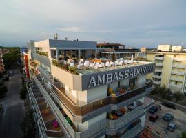 Hotel Ambassador, hotel en Bibione