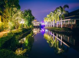 Good Times Resort, resort in Kanchanaburi City