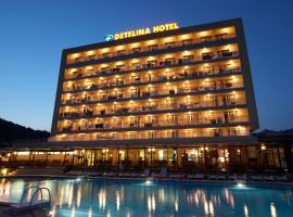 Детелина хотел, хотел в Златни пясъци