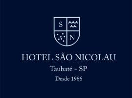 Hotel Sao Nicolau, hotel em Taubaté