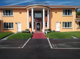 Super Inn Daytona Beach, motel in Daytona Beach