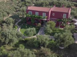 Volidiera Guesthouse, B&B in Lixouri