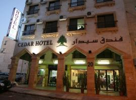 Cedar Hotel, hotel in Aqaba