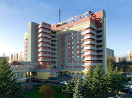 Hotel Tourist, hotel in Rivne
