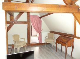 Le chateau des eglantines, hotel near Marchienne Zone, Montignies-le-Tilleul