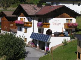 Haus Pinzger, hotel in Fendels