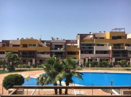 El Bosque, Ferienunterkunft in Playa Flamenca