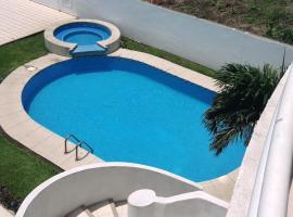 Apartamento vista al mar, serviced apartment in Boca del Río