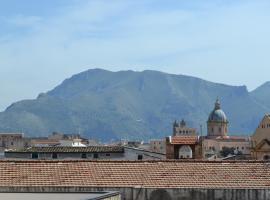 La Terrazza Sul Mercato Storico, holiday home in Palermo
