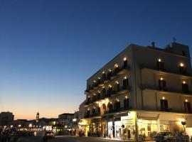 Ξενοδοχείο Ποσειδώνιο, ξενοδοχείο στην Τήνο Χώρα