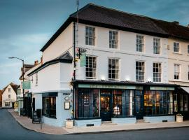 The Bower House, Restaurant & Rooms, hotel in Shipston-on-Stour