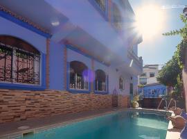 Villa Rita Guesthouse, hostal o pensión en Chefchaouen