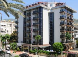 Kleopatra Micador Otel, отель в городе Аланья, рядом находится Аквапарк Alanya