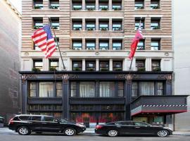 XV Beacon Hotel, hotel near Boston Public Garden, Boston