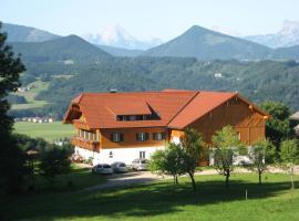 Maiburger, hotel near Gut Aiderbichl, Thalgau