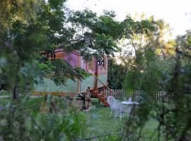Cortijo Bablou - Adults only, glamping site in Arcos de la Frontera