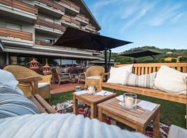 Hotel Michelangelo & Day SPA, hotel a Montecatini Terme