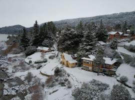 Cabañas Barlovento, complejo de cabañas en San Carlos de Bariloche