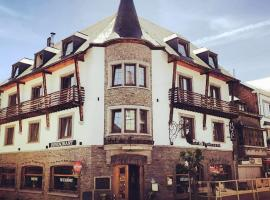Hotel du Commerce, hotel in Houffalize