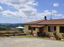 La casa di Montelonti, hotel in Poggibonsi