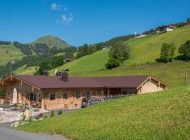 Bergpension-Ebental, hotel near Kummeralmbahn, Brixen im Thale