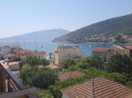Moustakis Hotel, hotel near Lixouri Port, Agia Effimia
