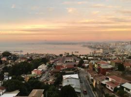 Departamento Cerro Alegre 113, apartamento en Valparaíso