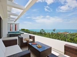 Tranquil Residence 3 - Luxury Apartment, apartment in Lamai