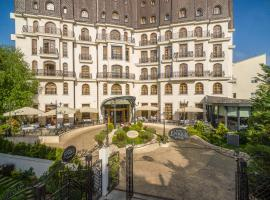 Epoque Hotel - Relais & Chateaux, hotel in Bucharest