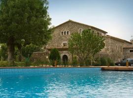 Mas la Casassa, country house in Sant Gregori