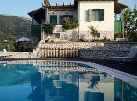 Villa Milia, διαμέρισμα στον Άγιο Νικήτα