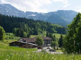 Alpenresidenz Buchenhöhe, отель в Берхтесгадене