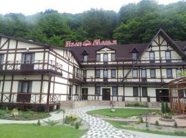 Inn Ivan Da Marya, hotel in Dakhovskaya