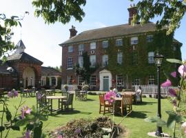 Mytton and Mermaid, hotel in Shrewsbury