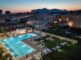 Cave Bianche Hotel, hotel a Favignana