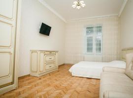 Apartment on Stefanyka 11, hotel near Lonsky Prison Museum, Lviv