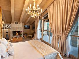 La Vella Farga Hotel, hotel in Lladurs