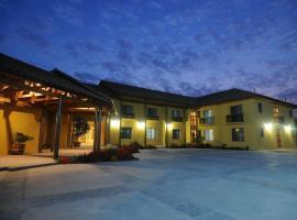 Hotel Ontiveros, hotel in San Fernando