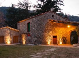 Sant Roc, hotel que acepta mascotas en Montseny