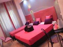 Hotel Bologna, отель в Генуе