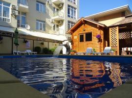Гранд Вилла Гостевой Дом, hotel in Olginka