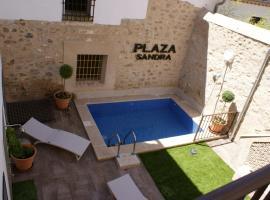 Plaza Sandra, apartamento en Trujillo